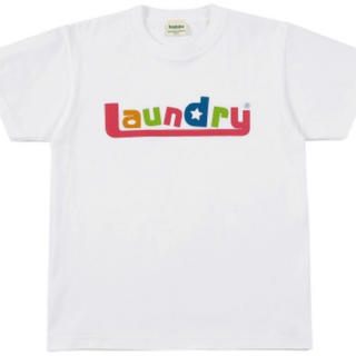 ランドリー(LAUNDRY)のlaundry★トイザらス風Tシャツ 白(Tシャツ/カットソー(半袖/袖なし))
