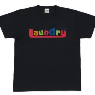 ランドリー(LAUNDRY)のlaundry★トイザらス風Tシャツ ネイビー(Tシャツ/カットソー(半袖/袖なし))