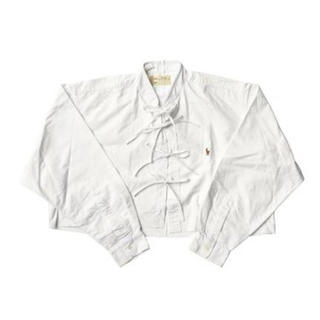 BEAUTY&YOUTH UNITED ARROWS - 77circa × CITYSHOP  リメイク ショートシャツ 77サーカ