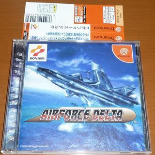 KONAMI - DC エアフォースデルタ AIRFORCE DELTA