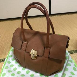 TSUMORI CHISATO - ツモリチサト カリヤネコ ショルダーバッグ