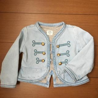 babyGAP - ベビーギャップ ダンボ デニムジャケット 90