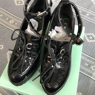 ジュエティ(jouetie)のjouetie 厚底 靴(ローファー/革靴)