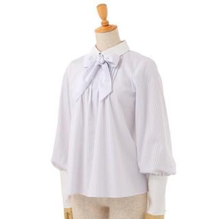 アトリエボズ(ATELIER BOZ)の送料無料 美品 EXCENTRIQUE 15A Cristopherシャツ(シャツ/ブラウス(長袖/七分))