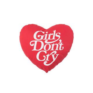 Supreme - girls don't cry ガールズドントクライ クッション