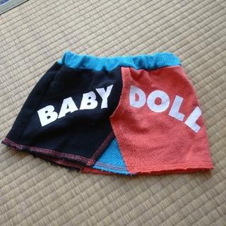 ベビードール(BABYDOLL)のBABY DOLL スカート 80センチ(スカート)