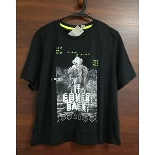 エイチアンドエム(H&M)の未使用タグ付 H&M 映画 lT Tシャツ ペニーワイズ ハロウィン (Tシャツ(半袖/袖なし))