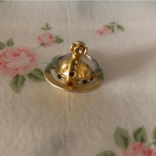 Vivienne Westwood - 復刻版 ソリッドオーブリング Lサイズ ゴールド