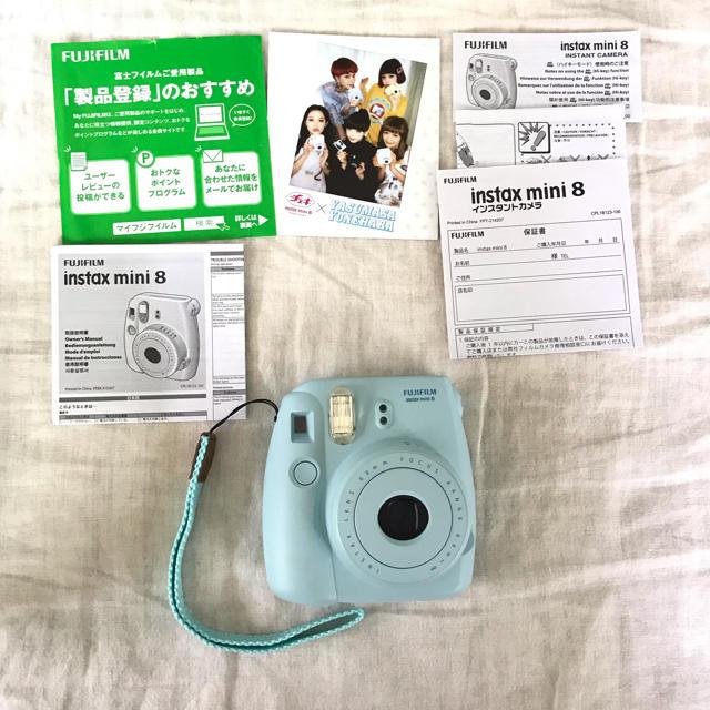 富士フイルム(フジフイルム)のお値引きしました。チェキ本体 スマホ/家電/カメラのカメラ(フィルムカメラ)の商品写真