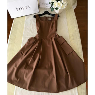 FOXEY - フォクシー デイジーホリー♡ ホリードレス