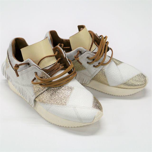 エッセ ウティ エッセ ESSEUTESSE スニーカー ゴールド 国内未発売 レディースの靴/シューズ(スニーカー)の商品写真