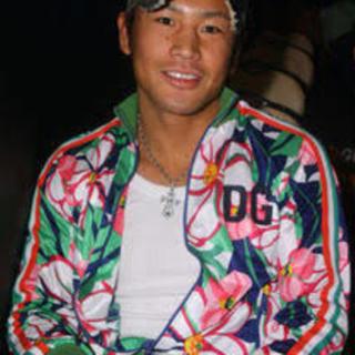 DOLCE&GABBANA - 魔裟斗さん着用 正規品 ドルチェ&ガッバーナ   花柄ジャージ 46 Mサイズ