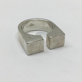 Gucci - グッチ GUCCI sv925 リング 指輪 ユニセックス
