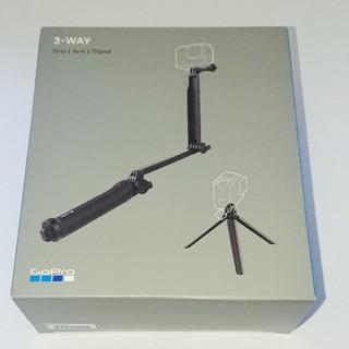 新品 GoPro 純正 3way