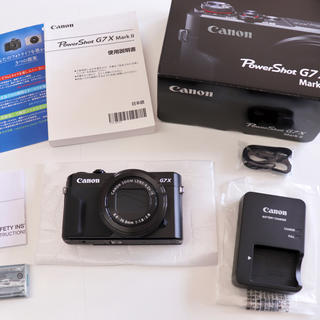 Canon - CANON パワーショット g7 markⅡ