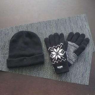 ニット帽子、手袋セット(その他)