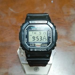 ジーショック(G-SHOCK)のCASIO G-SHOCK DW-5600E-1 カスタム(腕時計(デジタル))