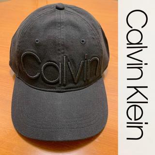 Calvin Klein - カルバンクライン キャップ【購入コメント不要です】