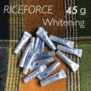 ライスフォース - 計45g♡1.5万相当♡ライスフォース♡ホワイトニング クリア エッセンス