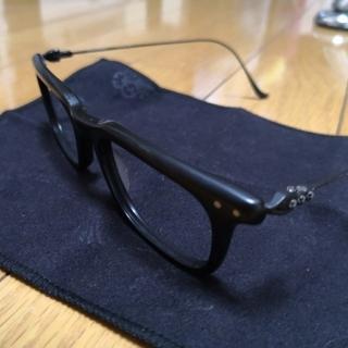 クロムハーツ(Chrome Hearts)のクロムハーツ 眼鏡 希少(サングラス/メガネ)