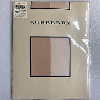 BURBERRY - バーバリー ストッキング