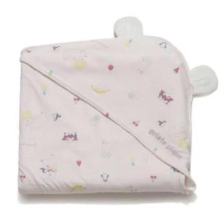 gelato pique - 【BABY】シロクマフルーツ baby ブランケット♡ピンク
