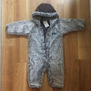 patagonia - パタゴニア 防寒 カバーオール ジャンプスーツ ロンパース モコモコ