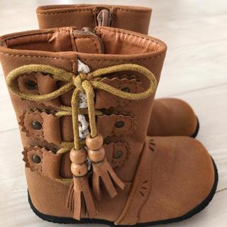 女の子 ブーツ 14cm(ブーツ)