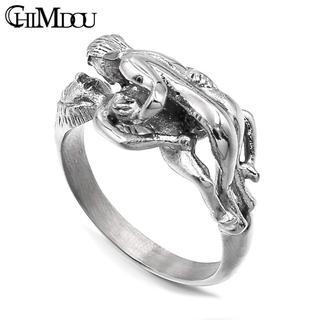 セクシー 男女 リング 指輪