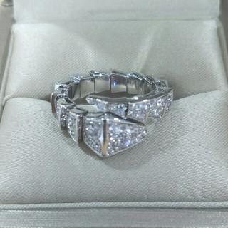 ブルガリ(BVLGARI)の極美品Bvlgari ブルガリ リング 指輪 925 レディース 正規品(リング(指輪))