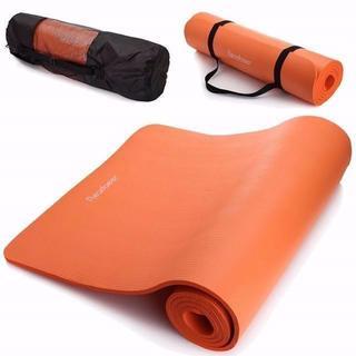 ヨガマット トレーニングマット エクササイズマット オレンジ ¥2,800 商品(ヨガ)