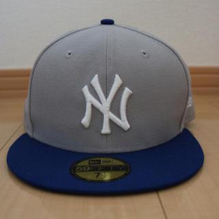NEW ERA - NEW ERA 帽子 グレー