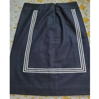ハイク(HYKE)のHYKE ハイク 台形スカート(ひざ丈スカート)