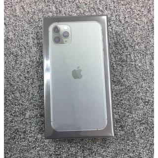 Apple - iPhone 11 Pro maxミットナイトグリーン256GB