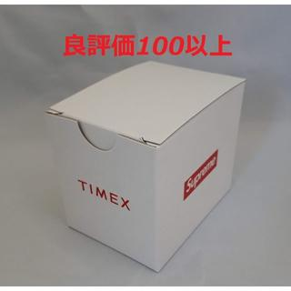 新品 未開封 Supreme Timex Digital Watch Gold