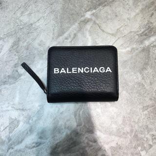 Balenciaga - [送料込み]BALENCIAGA バレンシアガ 二つ折り財布小銭入れ