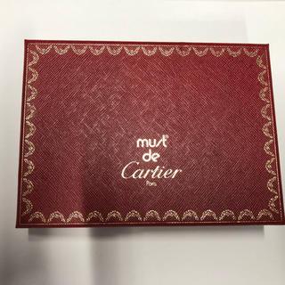 カルティエ(Cartier)のカルティエ 二つ折サイフ ☆未使用美品☆(折り財布)