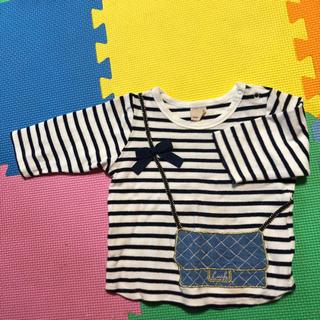 プティマイン(petit main)のプティマイン トップス 90(Tシャツ/カットソー)
