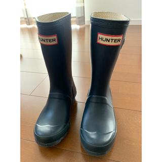 HUNTER - HUNTER レインブーツ 長靴