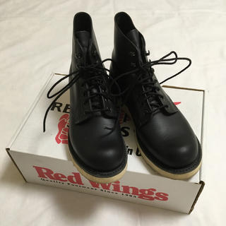 レッドウィング(REDWING)のBEAMS BOY/REDWING(ブーツ)