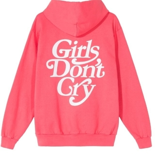 GDC - Large Lサイズ Girls Don't Cry GDC LOGO Hood