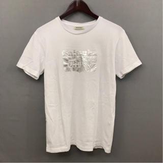オニツカタイガー(Onitsuka Tiger)のオニツカタイガー OnitsukaTiger アシックス 半袖 Tシャツ 丸首(Tシャツ/カットソー(半袖/袖なし))