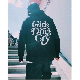GDC - Girls Don't Cry パーカー GDC LOGO HOODY