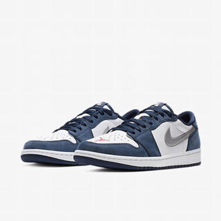 NIKE - NIKE SB AIR JORDAN 1 LOW Navy AJ1 26.5