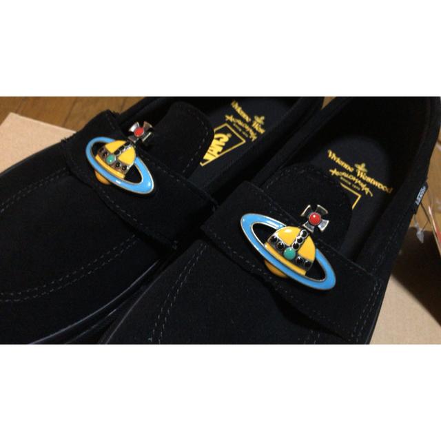 Vivienne Westwood(ヴィヴィアンウエストウッド)のVANS X VIVIENNE STYLE 53 / 25cm レディースの靴/シューズ(スニーカー)の商品写真