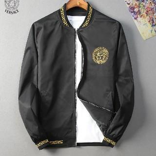 ヴェルサーチ(VERSACE)のジャケット 新作 美品(Gジャン/デニムジャケット)