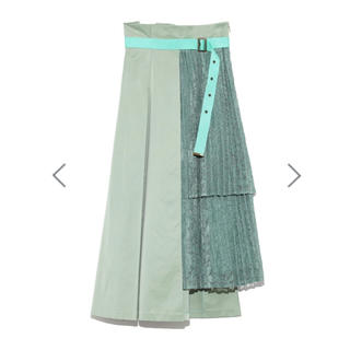 Lily Brown - リリーブラウン スカート 新品 未使用 アシンメトリースカート