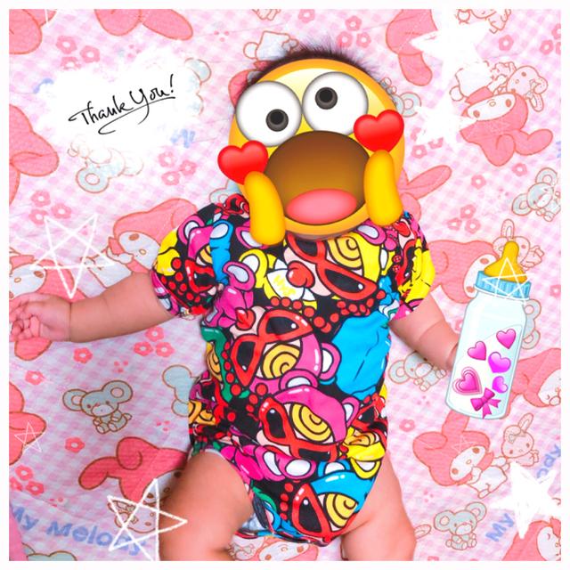 HYSTERIC MINI(ヒステリックミニ)の専用🧸🧡 キッズ/ベビー/マタニティのベビー服(~85cm)(ロンパース)の商品写真