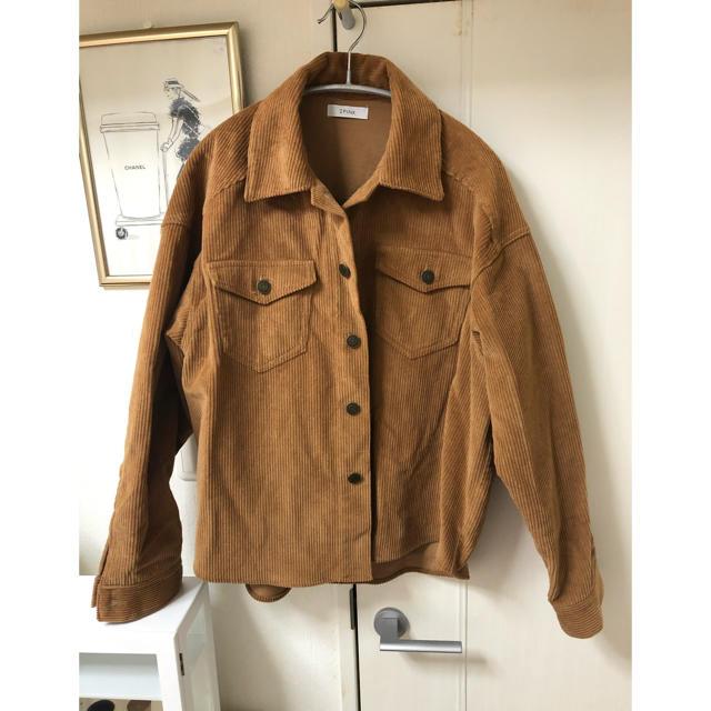 しまむら(シマムラ)のしまむら♡コーデュロイシャツ♡ジャケット♡ レディースのジャケット/アウター(ブルゾン)の商品写真