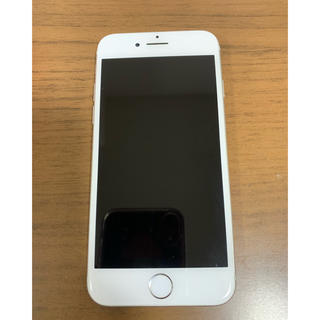 Apple - iPhone7  64GB  silver